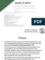 Ppt World Trade