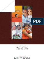 Hope Donor Booklet