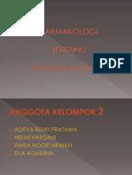 tugas farmakologi