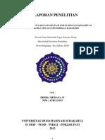 82241066 Laporan Penelitian Kualitatif Pendidikan Karakter