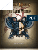 Dark Heresy - Lathe Worlds extra- The Lost Dataslate