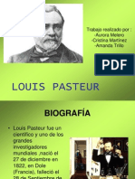 Trabajo Louis Pasteur