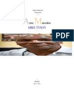 Artes Marciales-Mike Tyson