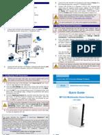 LTRT-18603 MP-252 Multimedia Home Gateway Quick Guide