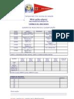 Mini Polo Stars TAnoNovo Result e Classif