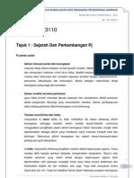 Nota PJM 3110
