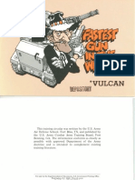 Fastest Gun in the West, m163 Vulcan (1976)