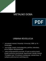 Metalno Doba