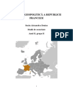 Analiza Geopolitica a Republicii Franceze (1)