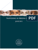 Trafficking in Persons Report June 2012