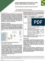 Implementación de mensajería de texto para la alerta temprana del tizón tardío en el sur de Chile (Poster)