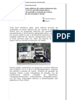 Sistema Eletrico Caminhoes Mercedes