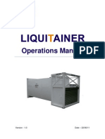 LIQUITAINER Operations Manual