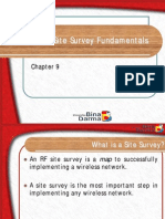 Site Survey Fundamentals