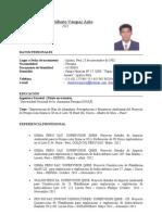 CV- Dembek Alberto Vásquez Acho