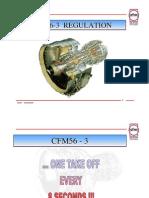 Cfm56-3 Engine Regulation by CFM