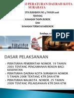 Hasil Penelitian Implementasi Perda Kota Surabaya No. 5 Tahun 2008