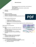 Microbial GeneticsSV