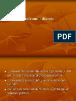 DIAREE-CONSTIPATIE
