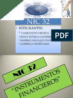Nic 32 - Exposicion