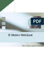 El Modelo WebQuest