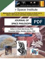 KSI Journal of Space Philosophy