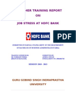 Project Hdfc