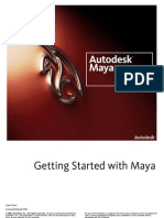 Gettingstarted With Maya