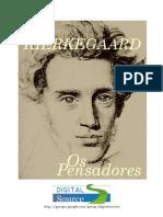 _kierkegaard Tres Livros