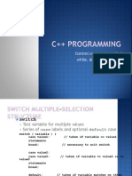 Lec12_13_ControlStructures