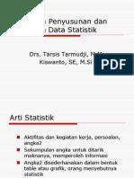 2. Tata Cara Penyusunan Dan Penyajian Data