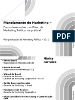 Planejamento de Marketing Político - scribd