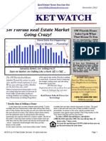 Market Watch Newsletter November 2012