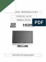 Televiseur NE32G