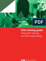 Vca Training Guide en 2008