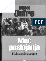Mišel Onfre - Moć postojanja (29mb)