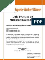 Clase de Excel - TEMA No 06 -Graficos Estadisticos