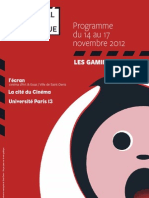 Catalogue Les Gamins du 7e art