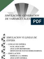Simulacion Generacion de Variables Aleatorias