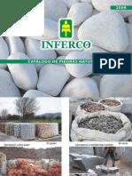 Catalogo de Piedras