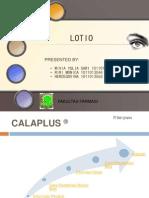 Lotio Present