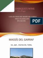 BLOG ENRIQUE´S WINE CATA DE VINOS OCTUBRE