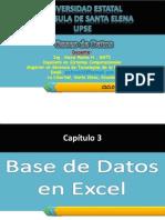BASE DE DATOS - CICLO 2 - Capítulo 3