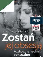 Zostan Jej Obsesja Rozkoszne Techniki Seksualne eBook PDF Uossex p