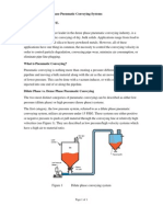 A Primer on Dense Phase Pneumatic Conveying Systems