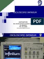 Osciloscopio Agilent INFINIIUM