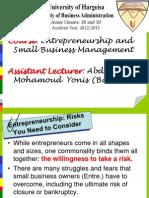 Entrepreneurship-20-October-2012