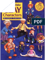How to Make Characters by Maureen Carlson