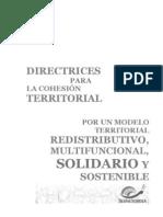 Directrices Para La Cohesion Territorial Cas