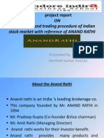 Final Ppt Anand Rathi Report